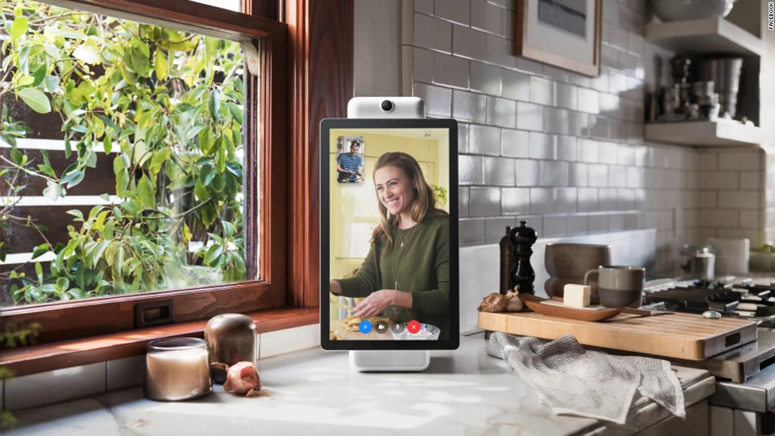 Facebook's Portal+ video chat gadget is a hard sell