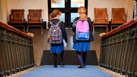 A third of UK schoolgirls are sexually harassed while wearing a uniform, research by children's charity Plan International UK found.