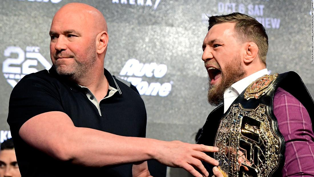 'I was in the wrong:' Conor McGregor admits role in Dublin pub altercation