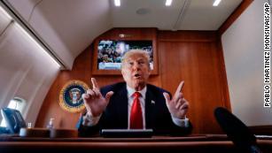 特朗普称卡瓦诺的指控是由民主党人设立的恶作剧。