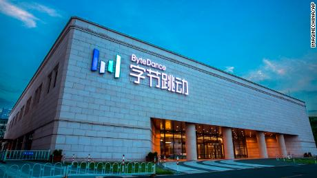 China's ByteDance takes the world's social media world