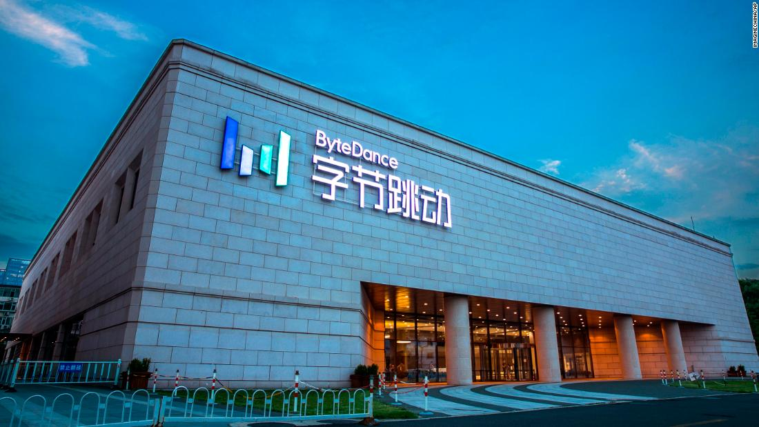 China's ByteDance takes the world by storm