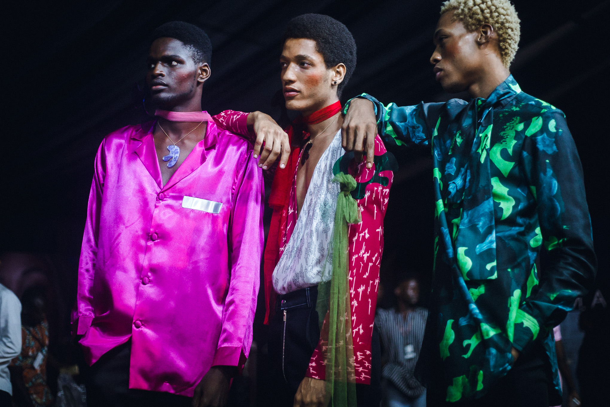 Nigerian Clothes Designs   From Harare To Lagos Africa S Gender Fluid Designs Are Defying