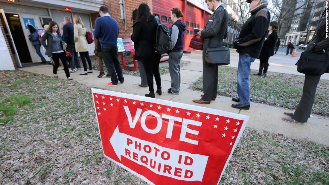 North Carolina appeals court blocks voter ID law