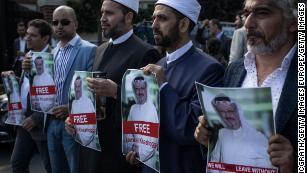 一周前,Jamal Khashoggi活着走进了伊斯坦布尔的沙特领事馆。 那么他现在在哪里?