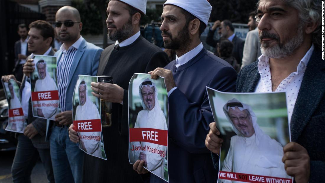 Turkish officials say a Saudi murder squad is behind journalist's death