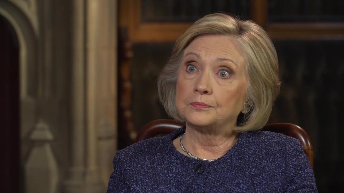 Image result for hillary clinton amanpour