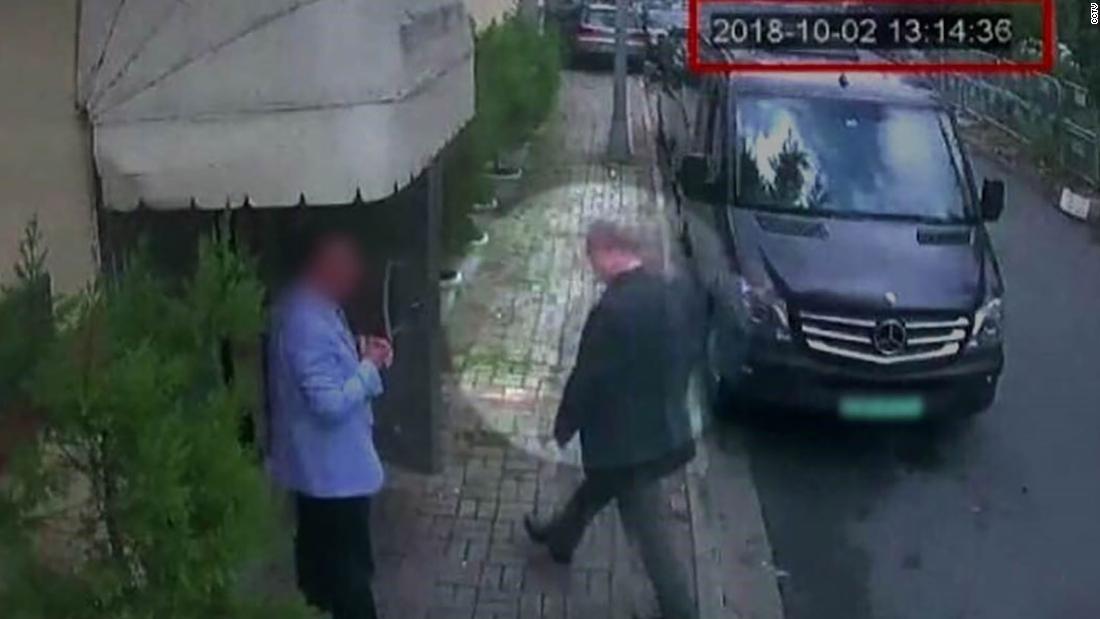 Recordings prove Saudi journalist Jamal Khashoggi murdered in consulate, Post says