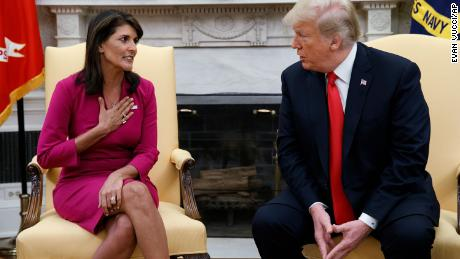 Nikki Haley may have timed her exit perfectly   CNNPolitics
