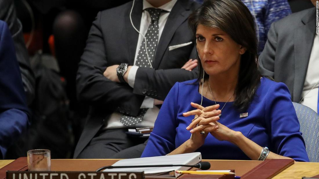 The truly frightening thing about Nikki Haley's big revelation