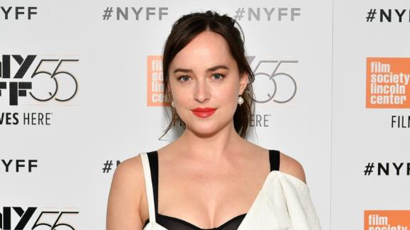 Actress Dakota Johnson wants to share stories from survivors of sexual violence and harassment.