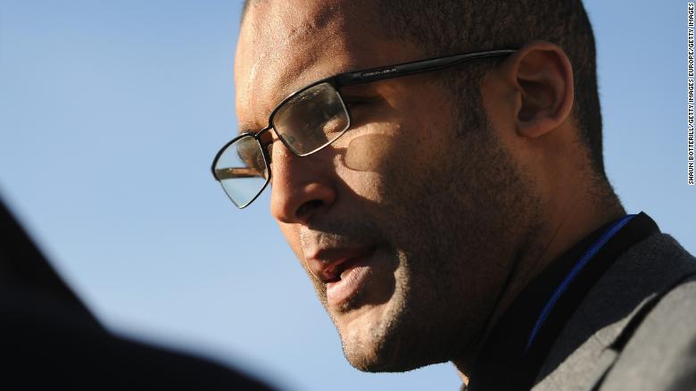Clarke Carlisle is pictured in 2013.