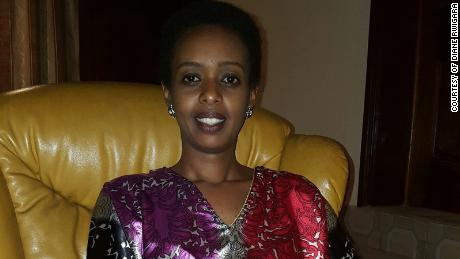 Rwandan opposition leader stands by her innocence at trial