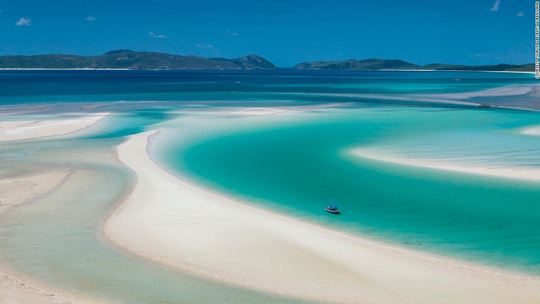I went to Queensland for lunch and was stranded for three months