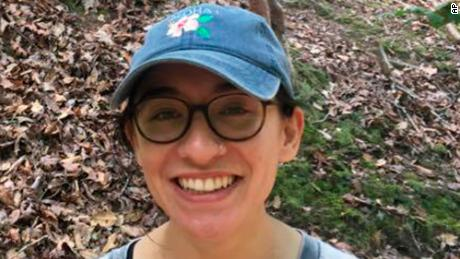 This undated photo provided by the Alqasem family shows Lara Alqasem, a 22-year-old American graduate student, who is being detained in Israel for allegedly supporting a boycott against the country.