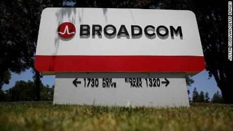 new york cnn business broadcom said wednesday that a fake letter about its 19 billion merger with ca technologies had been circulated among washington