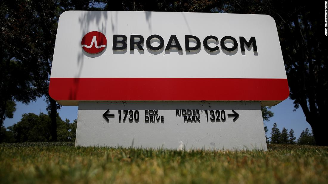 Broadcom says letter calling for security review of its $19 billion merger is fake
