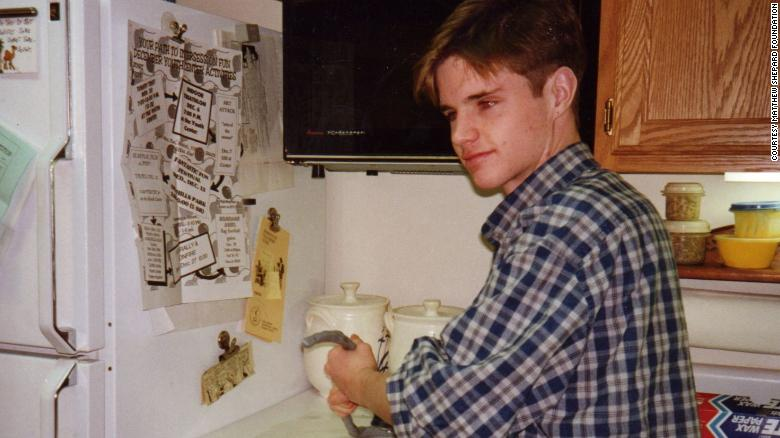 Matthew Shepard's mom: We've stepped back