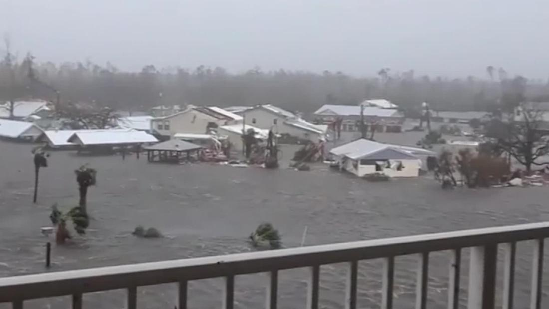 Pictures of mexico beach fl hurricane michael