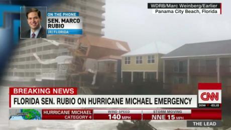 Sen  Rubio warns Floridians: Take 'incredible caution'