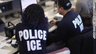 ICE arrests continue to rise in Trump's second year