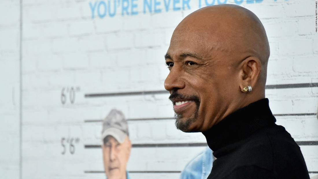 Montel Williams opens up about stroke with warning to others