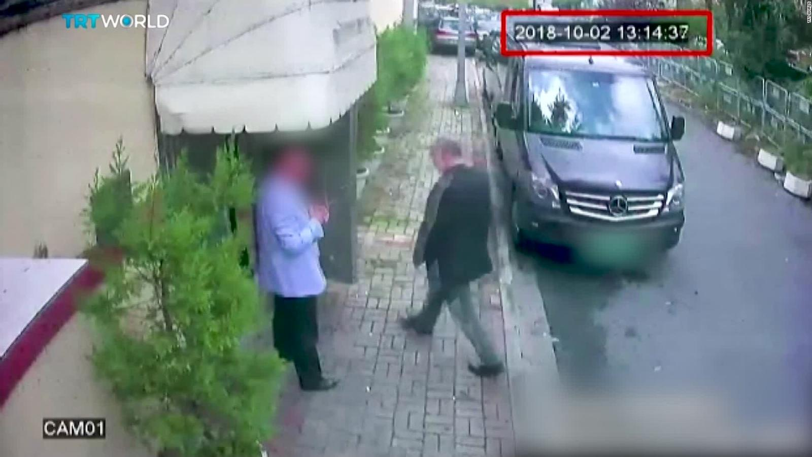 Trump reiterates Saudi denial on missing reporter