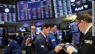 股票不可能永远上涨。 这是发生了什么