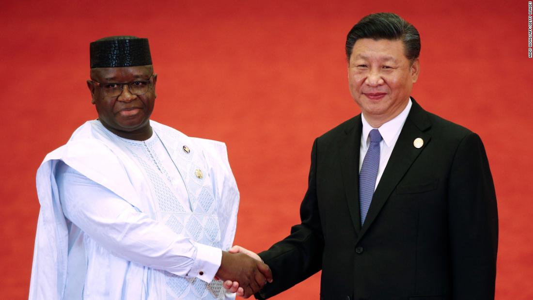 Sierra Leone cancels $300 million airport deal with China