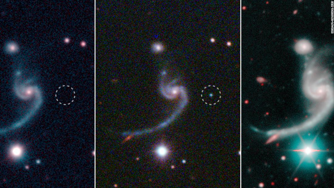 天文学家第一次见证了双星系统的诞生
