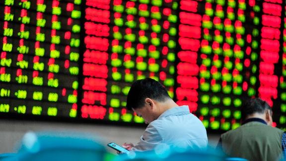 Chinese stock markets have already slipped into bear market territory this year.