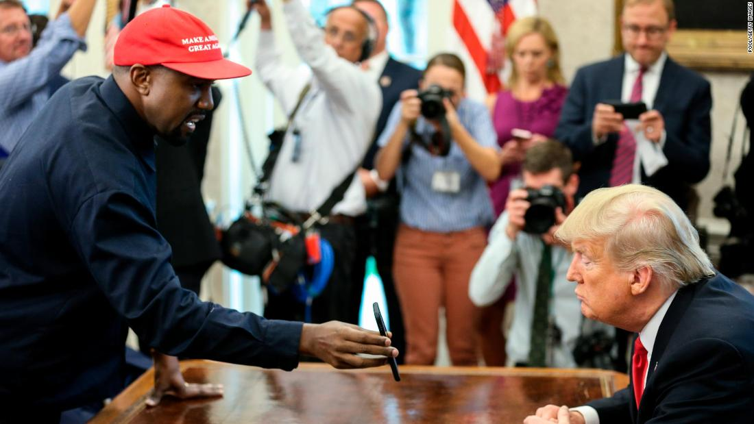 Why the Kanye West-Jim Brown lunch with Trump was a disaster