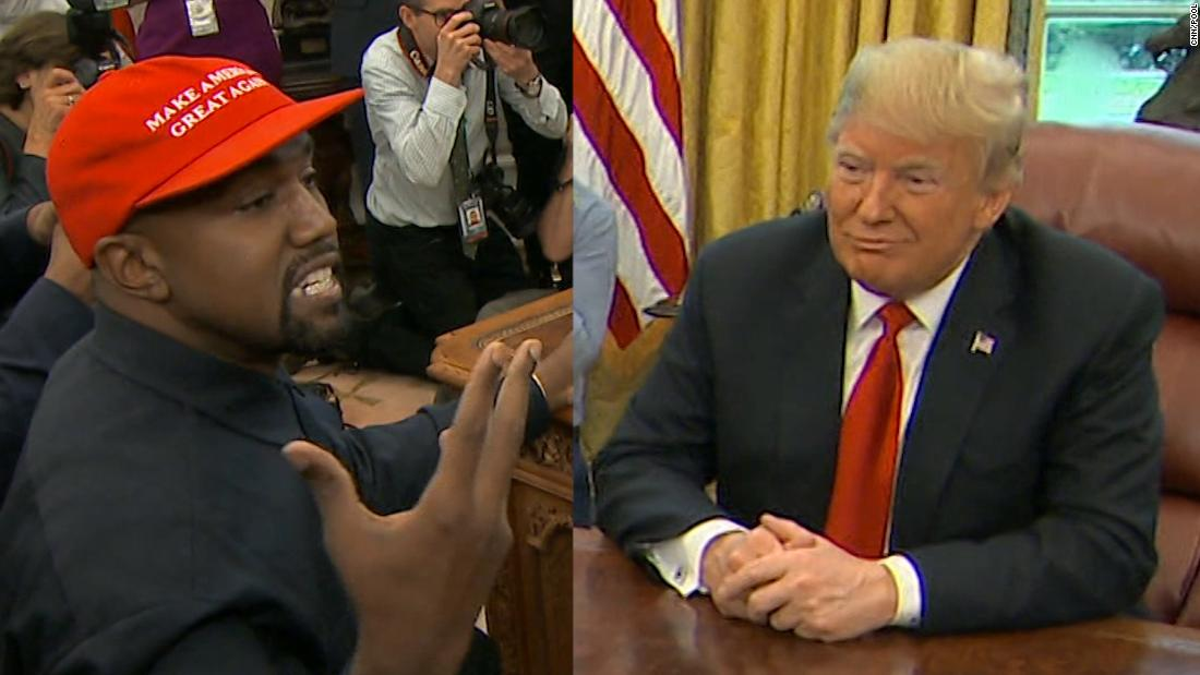What Kanye West teaches us about Trump