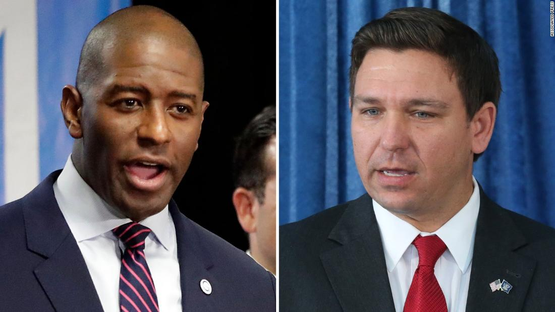 Andrew Gillum campaign demands TV stations pull GOP ad attacking his ties to FBI investigation