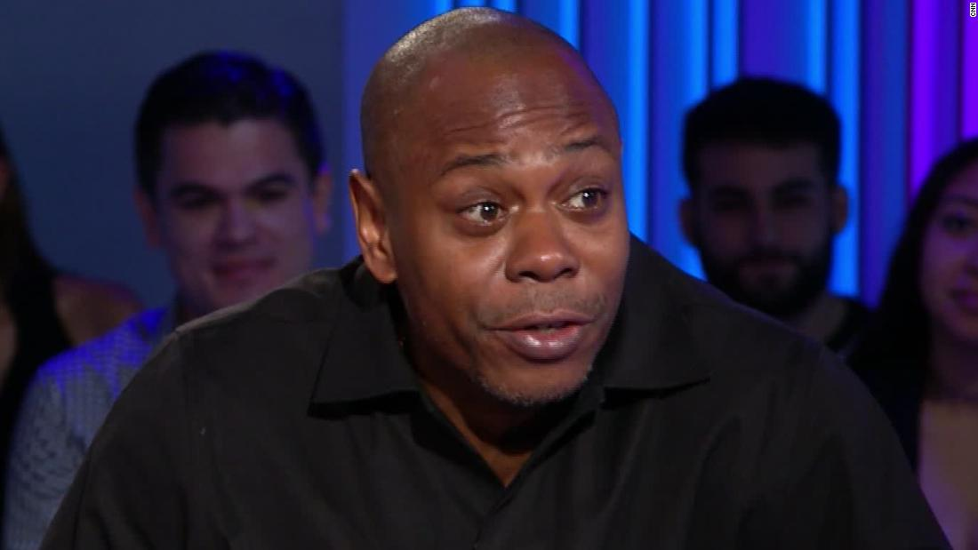 Dave Chappelle: I'm not mad at Kanye West - CNN Video