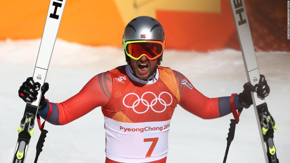 Norway veteran Aksel Lund Svindal finally clinched Olympic downhill gold in Pyeongchang in February after a long and illustrious career. The 35-year-old is still one of the men to beat in the speed disciplines.