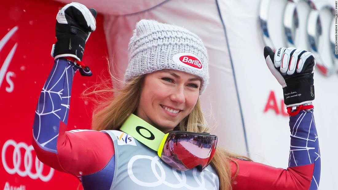 US starlet Mikaela Shiffrin will be trying to make history of her own as she targets a third straight World Cup overall crown and a fourth consecutive slalom world title at February's World Championships in Are, Sweden.