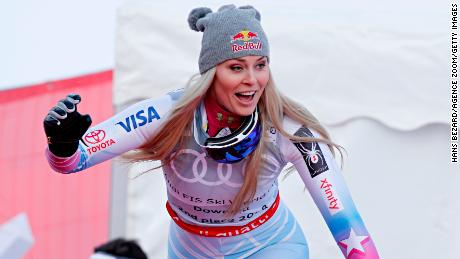 9f006202477cc0 Lindsey Vonn and Mikaela Shiffrin gear up for new skiing season - CNN