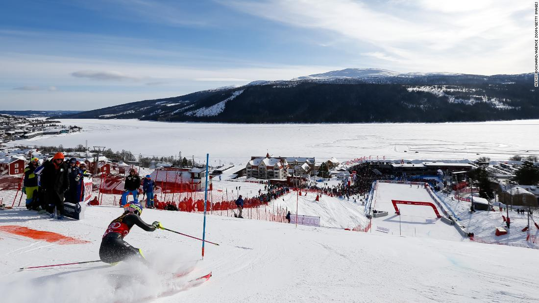This February, Are in Sweden hosts the biennial ski World Championships.