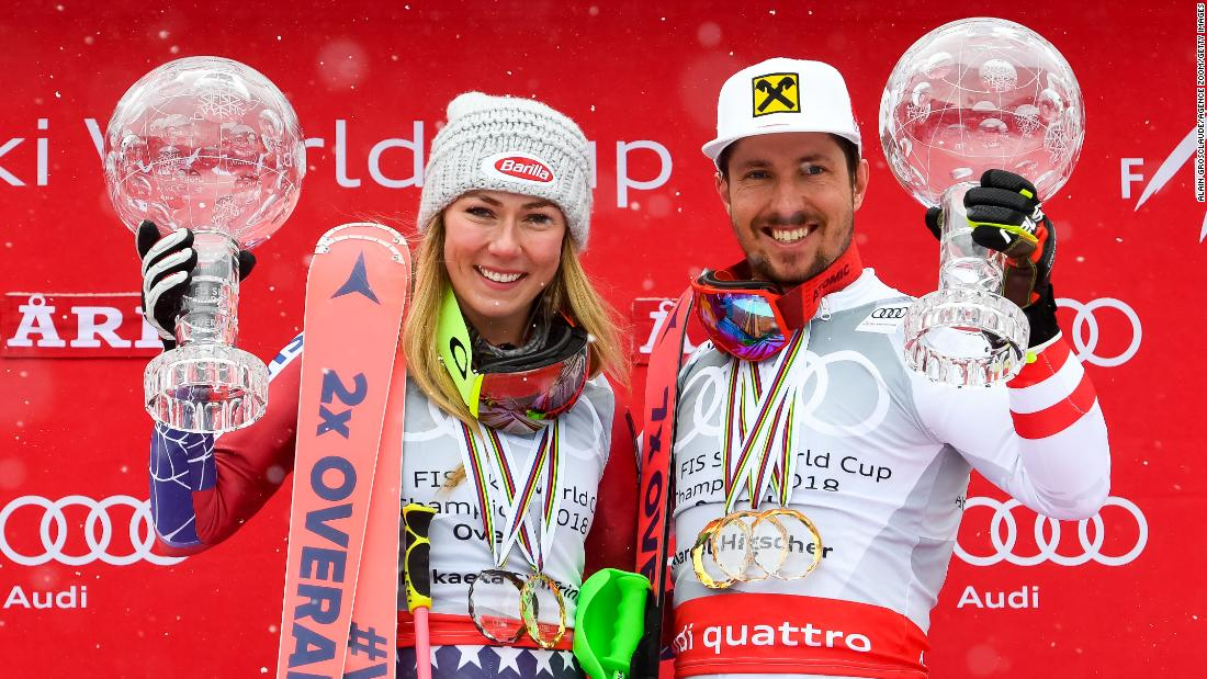 The season culminates in World Cup finals week in Soldeu, Andorra in March when the winners of each discipline and the overall champions will be awarded the coveted Crystal Globes.