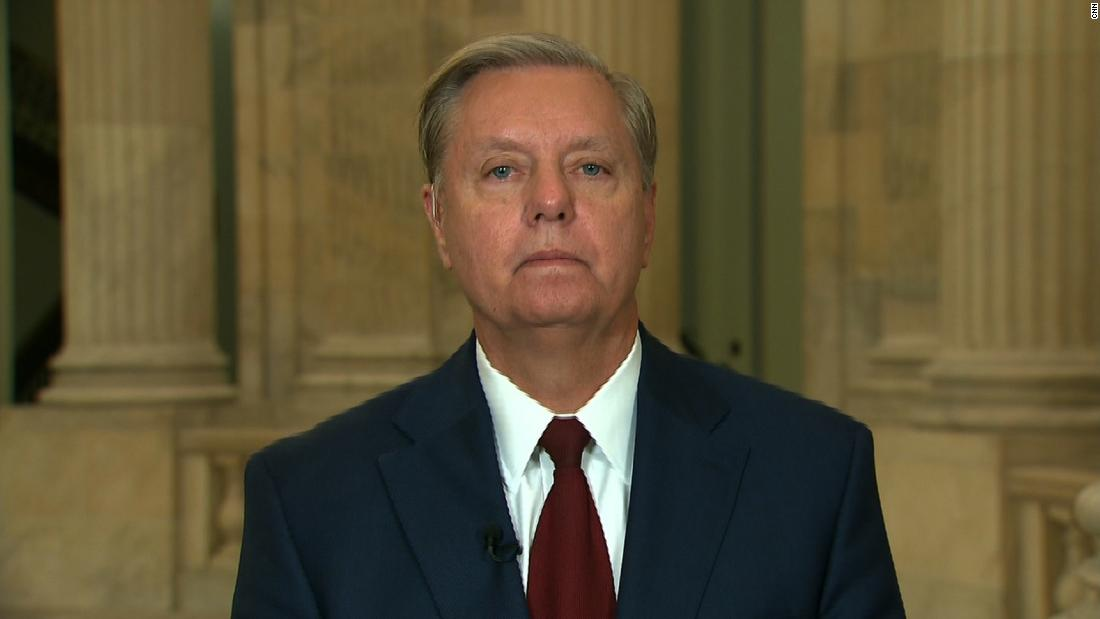 Graham: 'Hell to pay' if journalist killed      - CNN Video