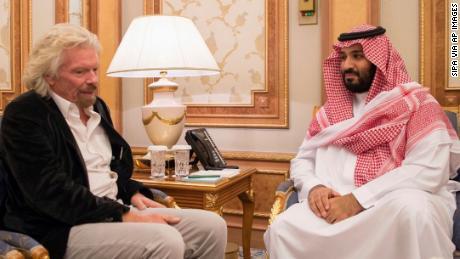 Business backlash over Khashoggi threatens Saudi Arabia's economic dreams