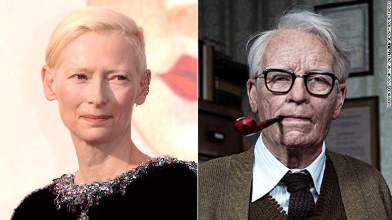 Tilda Swinton Admits Playing 82 Year Old Man In Suspiria Movie Cnn