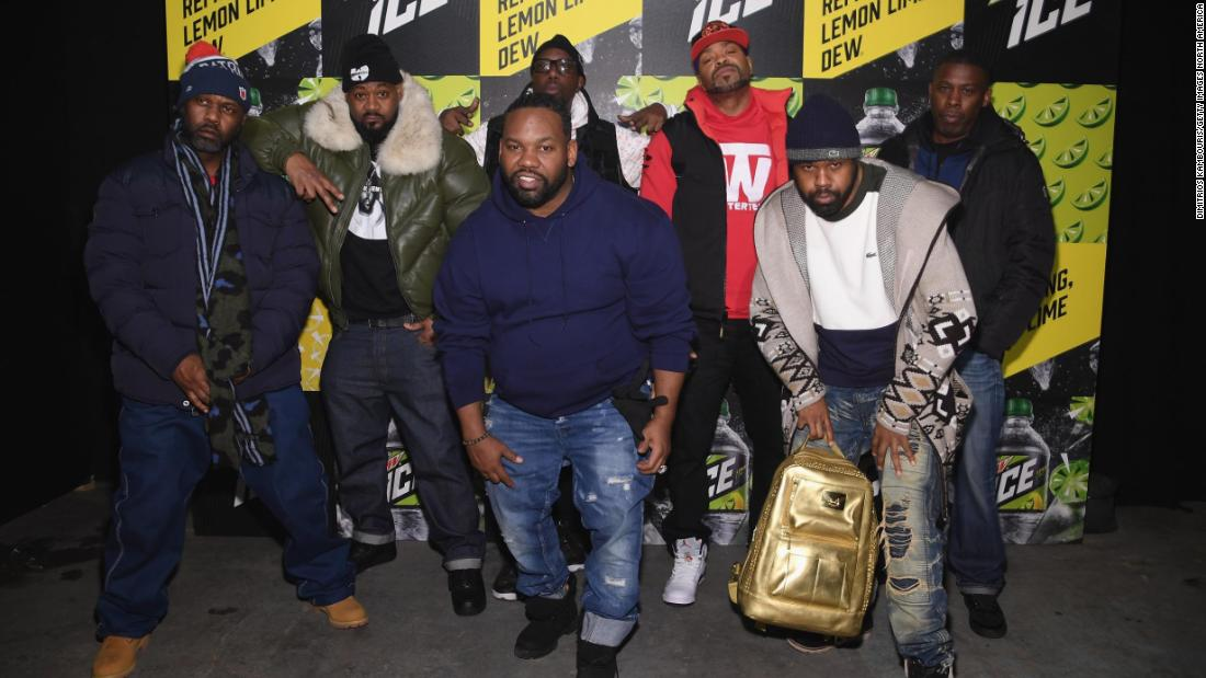 Get ready for the Wu-Tang TV series