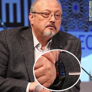 Why claim Khashoggi's Apple Watch recorded alleged murder is unlikely