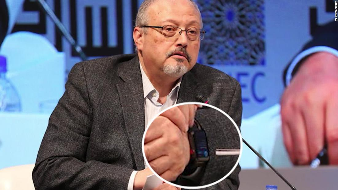Why claims Khashoggi's Apple Watch recorded alleged murder are unlikely
