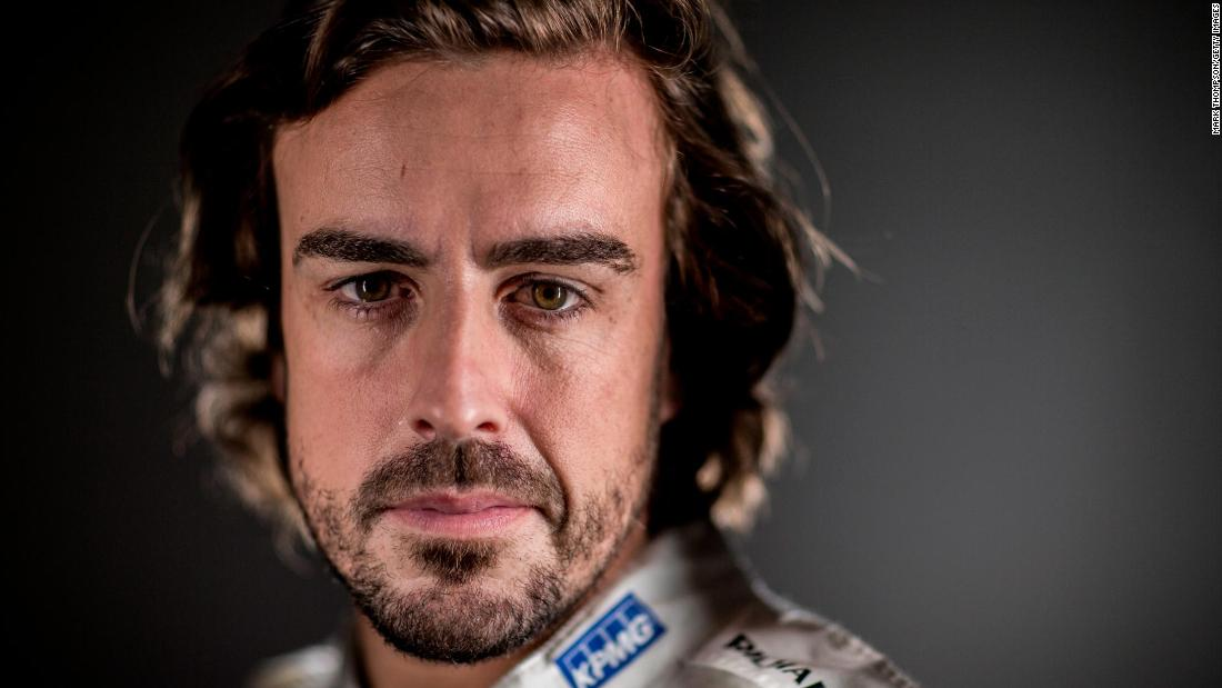 Former F1 champion Fernando Alonso escapes double roll crash at Dakar Rally