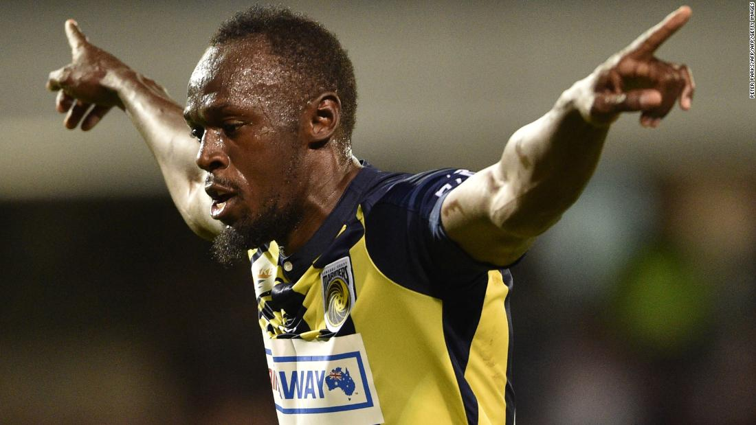 Usain Bolt rejects soccer contract from Maltese champions