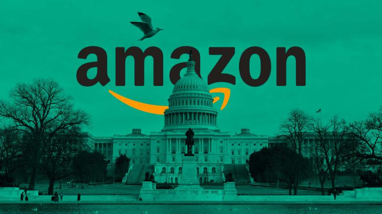 Will the government attempt to break up Amazon?​