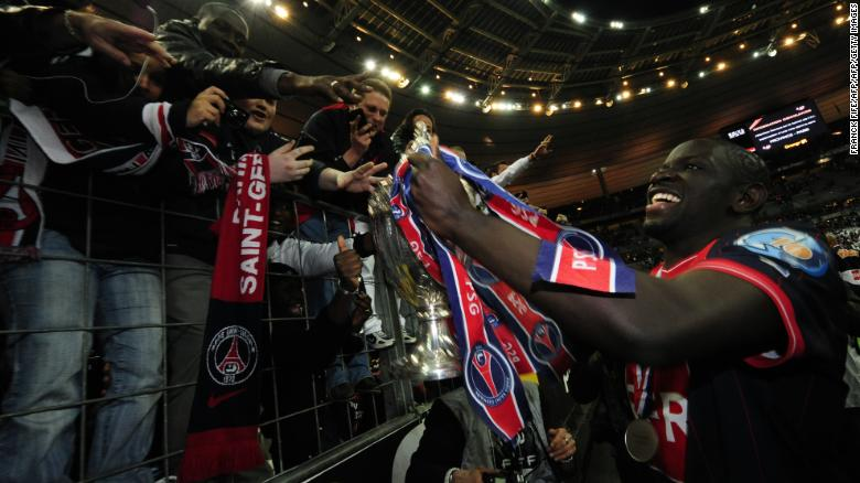 Mamadou Sakho began his career at Paris Saint-Germain, progressing quickly through the club's academy to make his debut at just 17. The fiery defender proved an instant fan favourite and went on to captain his side at the age of 21.
